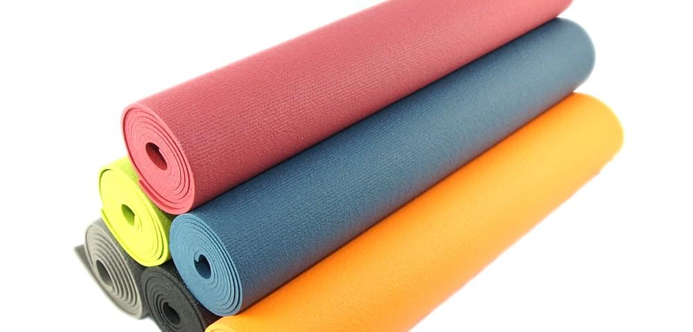 Yogamatten | Fitnessmatte | Yogamatte Rutschfest | Yogamatte kaufen | Gymnastikmatte | Yogamatte