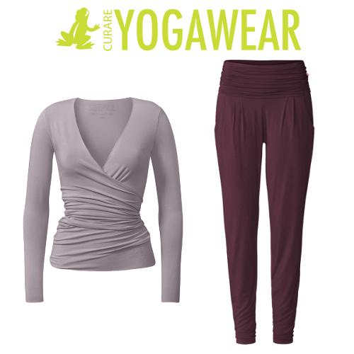 Curare Yogawear | Yoga Kleidung