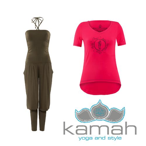 Kamah yoga and style | Yoga Kleidung für Damen und Herren