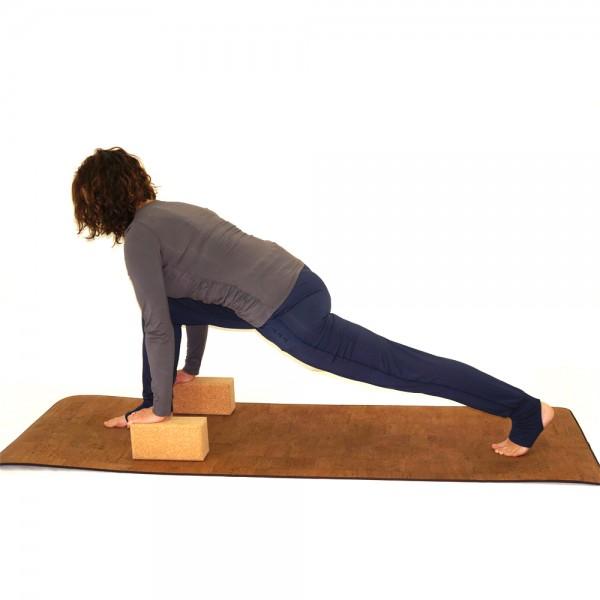Yogablock | Yoga Blocks | eckig | Yogablock aus Kork