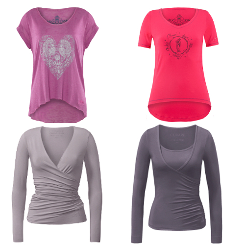 Yoga T-Shirts - Yoga Shirts - Yoga Shirt