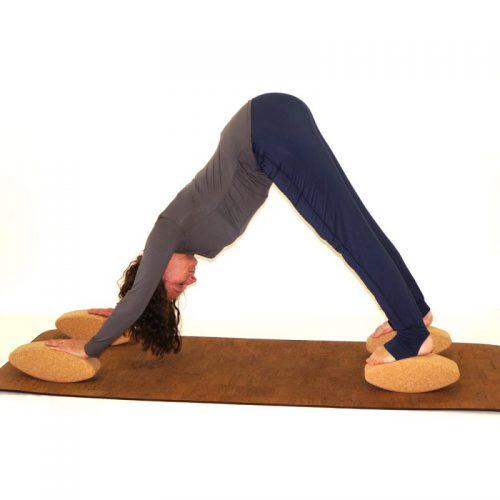 Yogamatten | Yogamatte aus Natur Kork | Yogamatte Kork | Yogamatte Rutschfest | Yogamatte kaufen