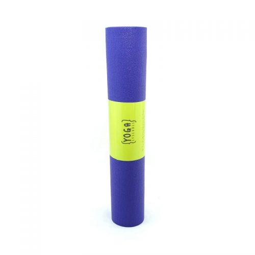 Yogamatte | Fitnessmatte | Yogamatte Rutschfest | Yogamatte kaufen | Gymnastikmatte | Violett