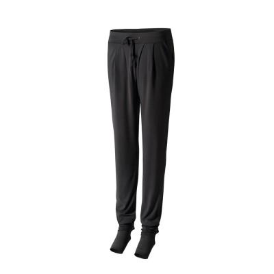 Long Pants heel   Yoga Hose von Curare   Yoga Hose schwarz   Yoga Hose kaufen   Yoga Pants black   Yoga Hose