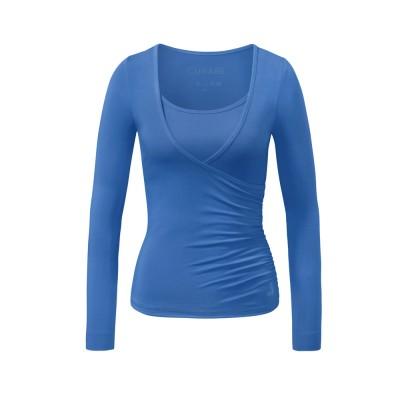 Wrap Shirt - Mode im Yoga Shop YOGA-STILVOLL