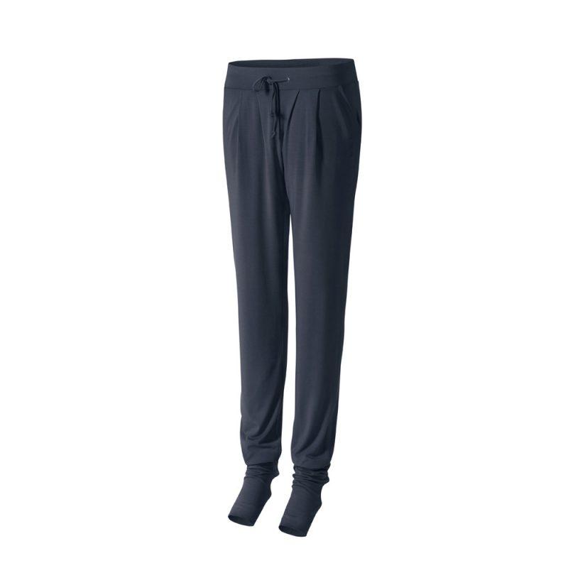 Long Pants heel night blue | YOGA STILVOLL | Yoga Pants kaufen