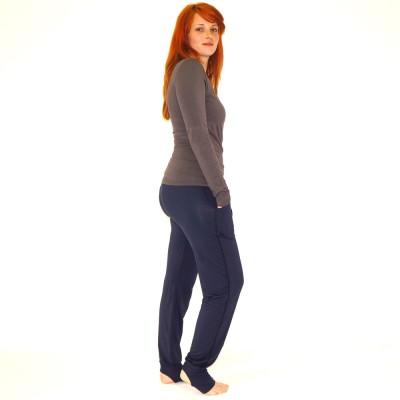 Yoga Kleidung | Curare | Yoga Shirt | Wrap Shirt | Yogabekleidung | Yoga Shirt Damen