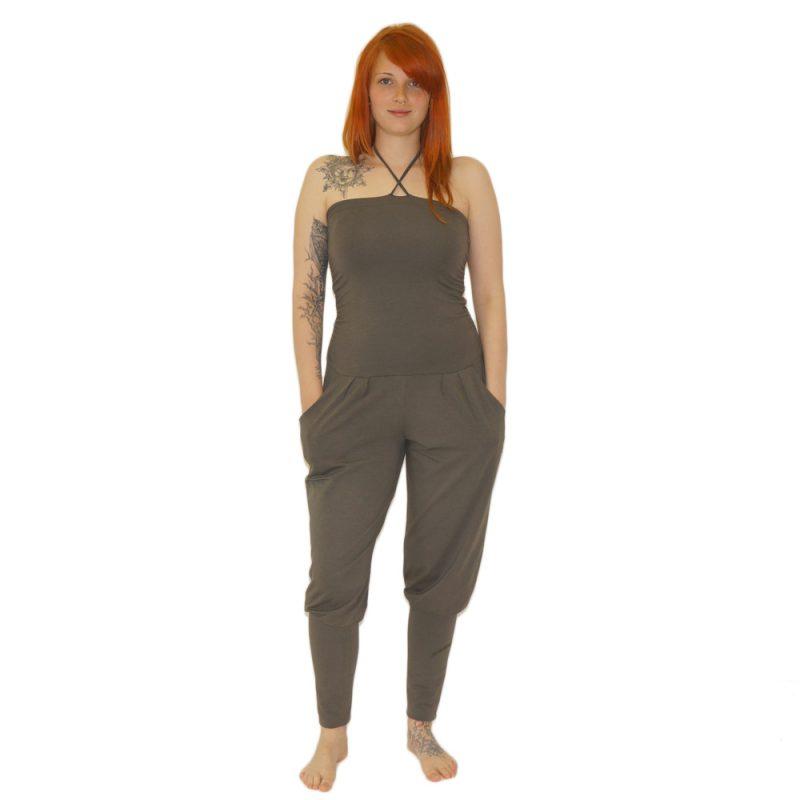 Sarouelhose - Overall im Yoga Shop von YOGA STILVOLL