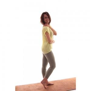 Yoga Pants   Kamah   3/4 Hose Haya jade   Yoga Kleidung   Yoga Hose   Yoga Bekleidung