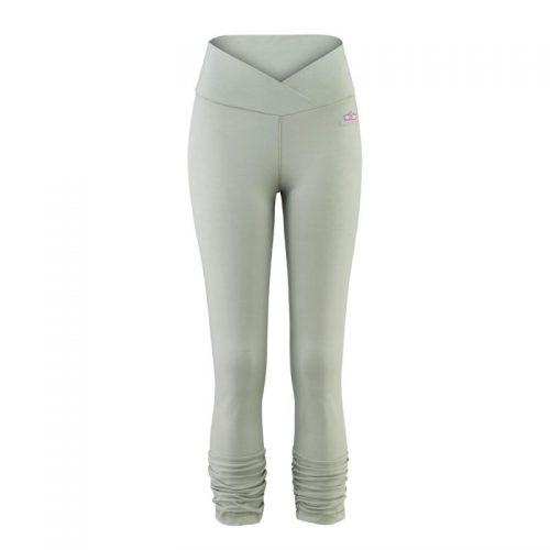 Yoga Pants | Kamah | 3/4 Hose Haya | jade | Yoga Kleidung | Yogahose