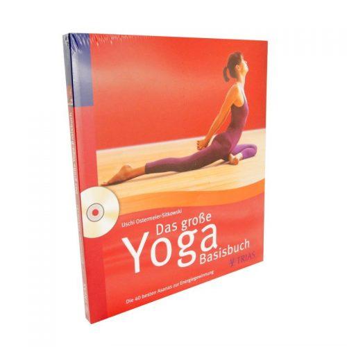Das Große Yoga Basisbuch | Yoga Buch | Yogabuch