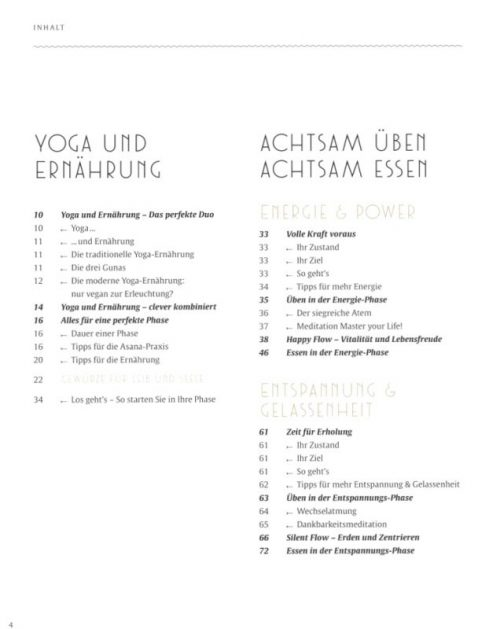 Yoga Kitchen | Yoga Buch | Koch Buch