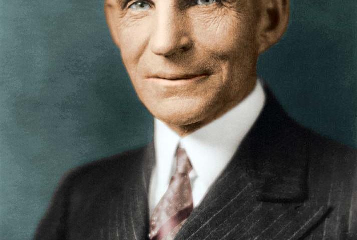 Zitate von Henry Ford