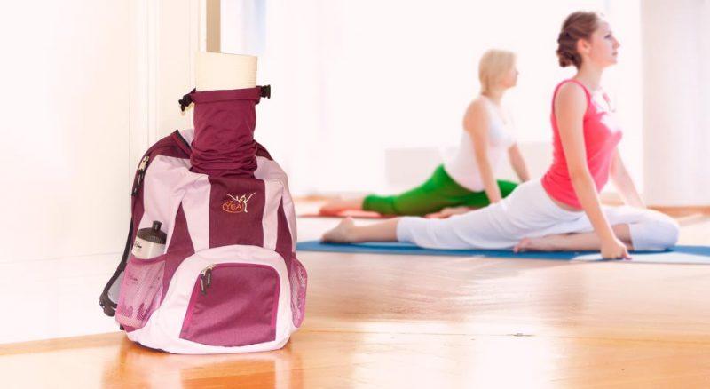 Funktionsrucksack | Yoga Rucksack für Yogamatten | YEA!Funktionsrucksack