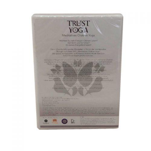 Trust Yoga DVD - Meditatives Chakren Yoga für mehr Energie im Leben