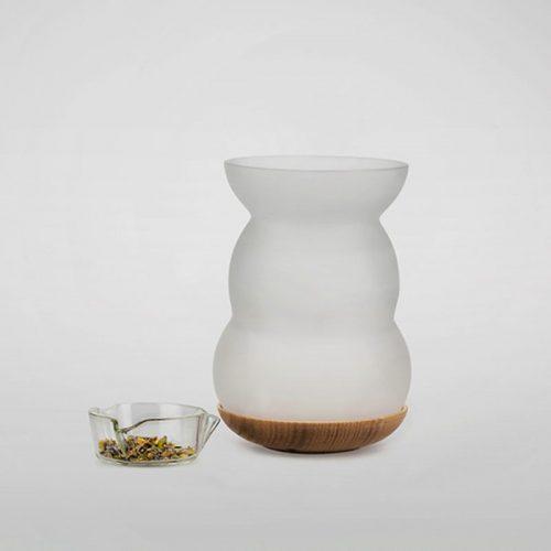 Duftöllampe | Aromalampe | Räuchergefäß | Räucherschale