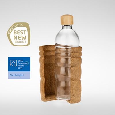 Trinkflasche aus Glas THANK YOU 0,7 l