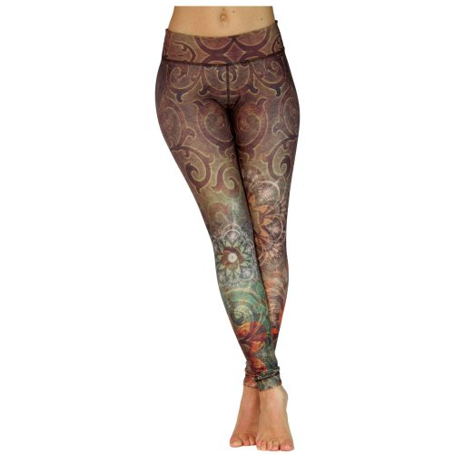 Yoga Leggings | Yoga Hose | Yoga Pants | Leggings | Yogahose | Fitness Leggings | von Niyama | Mountain Meadow