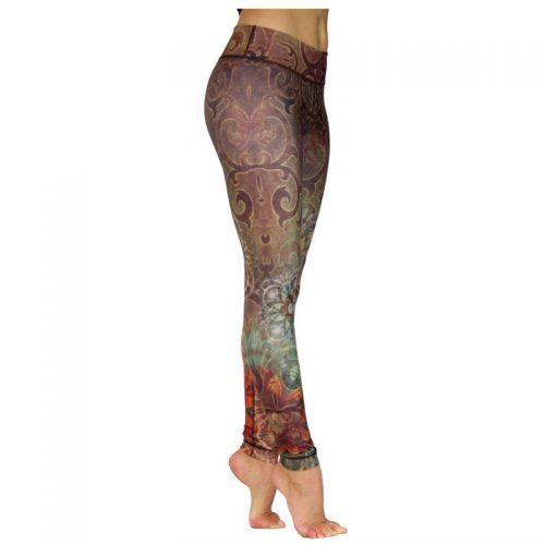 Yoga Leggings | Yoga Hose | Yoga Pants | Leggings | Yogahose | Fitness Leggings | von Niyama | Mountain Meadow