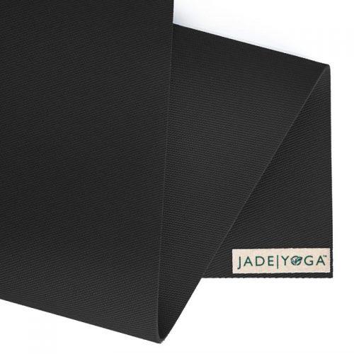 Yogamatte Jade Travel Mat Black | Yogamatte | Yogamatte kaufen | Yogamatte Natur | Yogamatte Naturkautschuk | Jade Yogamatte