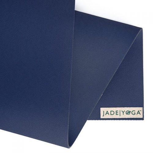Yogamatte Jade Travel Mat Midnight Blue | Yogamatte Natur kaufen
