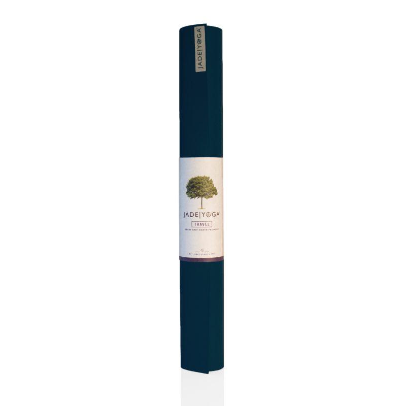 Yogamatte Jade Travel Mat Midnight Blue | Yogamatte Naturkautschuk | Yogamatte Natur | Yogamatte kaufen | Yogamatte