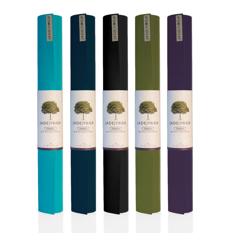Yogamatte Jade Travel Mat alle Farben