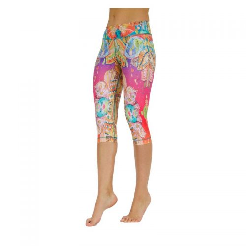Yoga Capri Leggings von Niyama | Barcelona | Yoga Pants | Yogahose | Fitness Leggings | Yoga Kleidung