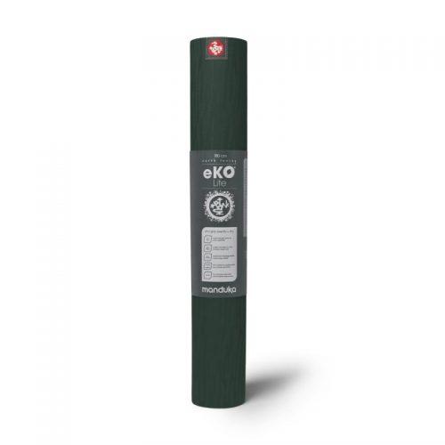 Yoga Reisematte Manduka eKO Lite Sage 3mm oder 4mm| Yogamatten Naturkautschuk | Gymnastikmatte