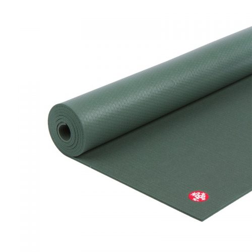 Yogamatte Manduka PRO Black Sage 216 | YOGA STILVOLL | Sport Matte | rutschfeste Matte