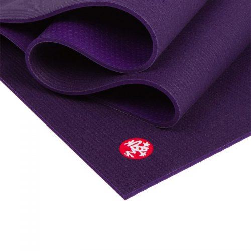 Yogamatte Manduka PRO Black Magic 216cm | YOGA STILVOLL | Yogazubehör | Yogamatten | lila | Gymnastikmatte
