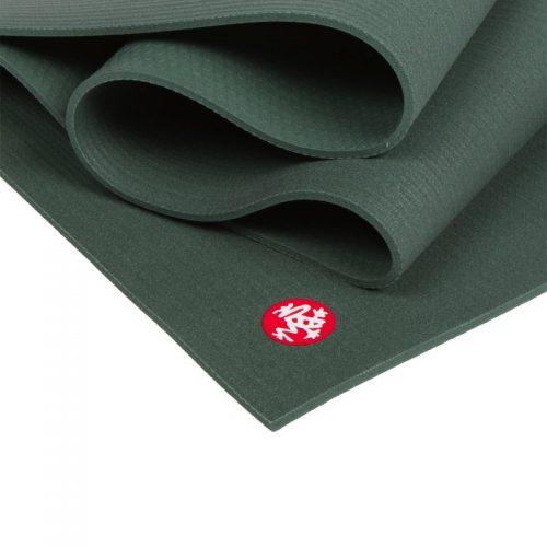 Yogamatte Manduka PRO Black Sage 216 | YOGA STILVOLL | Yogazubehör | grün | Gymnastikmatte