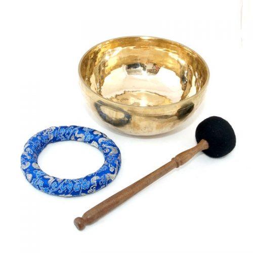 Große Tibetische Klangschale | Tibetische Klangschalen kaufen | Therapieklangschalen | Klangschale kaufen