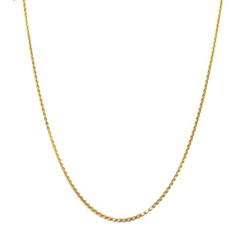 Halskette vergoldet | Ankerkette Silber 18 Karat vergoldet| Halskette vergoldet | Halskette kaufen | Halsketten kaufen | Halskette 18 Karat vergoldet | Ankerkette kaufen | Ankerketten kaufen