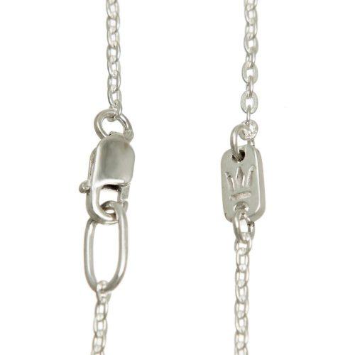 Halskette bicolor Silber Roségold Ankerkette | Ankerkette kaufen | Halskette kaufen | Yoga Schmuck