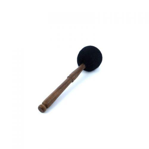 Klangschalen Klöppel Holz-Filz | Größe: M