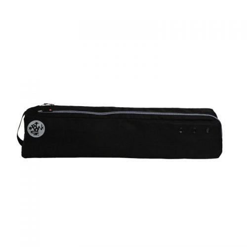 Manduka Yogatasche Go Steady 2.0 Black | Tasche für Yogamatte | Passend für viele Yogamatte wie die Manduka eKO Lite, SuperLite, PROlite, Jade Travel