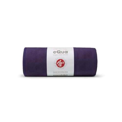 Yoga Handtuch eQua Mat Towel Magic | Yoga Handtuch | Yoga Handtuch rutschfest | Mattentuch
