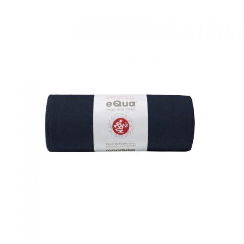 Yoga Handtuch eQua Mat Towel Midnight | Mattentuch | Yoga Handtuch rutschfest