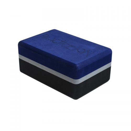 Yoga Blocks | Manduka Recycled Foam Block Charcoal | besteht garantiert aus 50% recyceltem EVA-Schaum