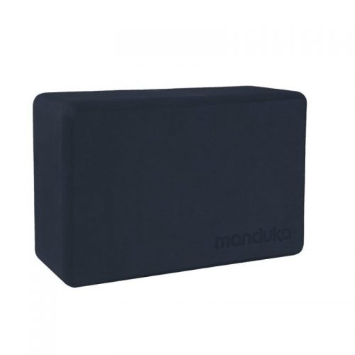 Yoga Blocks | Manduka Recycled Foam Block Midnight | Yoga Block | Yoga Blocks | Yoga Blöcke | Yoga Stilvoll