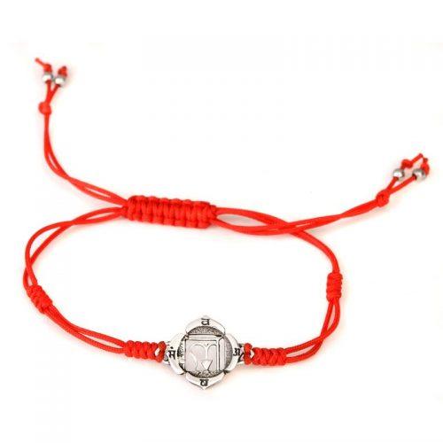 Chakra Armband | Wurzel Chakra | Yoga Schmuck | Armband | Armband Wurzelchakra
