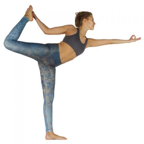 Yoga Leggings | Yoga Hose | Yoga Pants | Leggings | Yogahose | Fitness Leggings | von Niyama | Shining Goddess