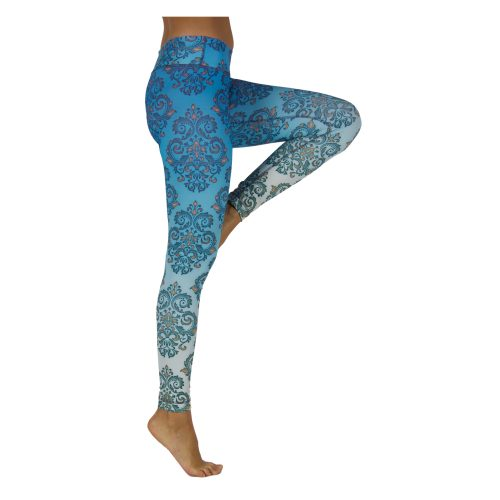 Yoga Leggings | Yoga Hose | Yoga Pants | Leggings | Yogahose | Fitness Leggings | von Niyama | Chandelier
