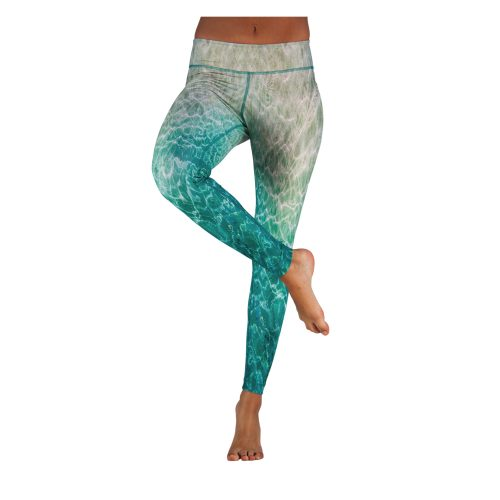 Yoga Leggings | Yoga Hose | Yoga Pants | Leggings | Yogahose | Fitness Leggings | von Niyama | Beach