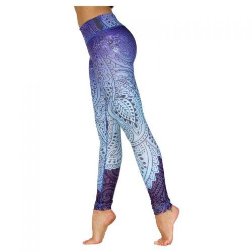 Yoga Leggings | Yoga Hose | Yoga Pants | Leggings | Yogahose | Fitness Leggings | von Niyama | Morning Glory