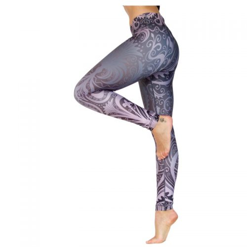 Yoga Leggings | Yoga Hose | Yoga Pants | Leggings | Yogahose | Fitness Leggings | von Niyama | Wild Tribe