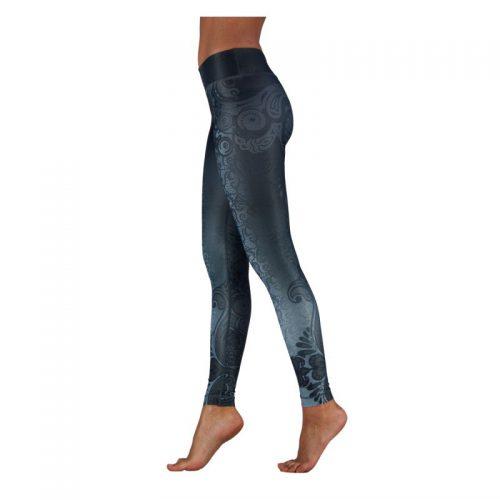 Yoga Leggings | Yoga Hose | Yoga Pants | Leggings | Yogahose | Fitness Leggings | von Niyama | Maori Magic
