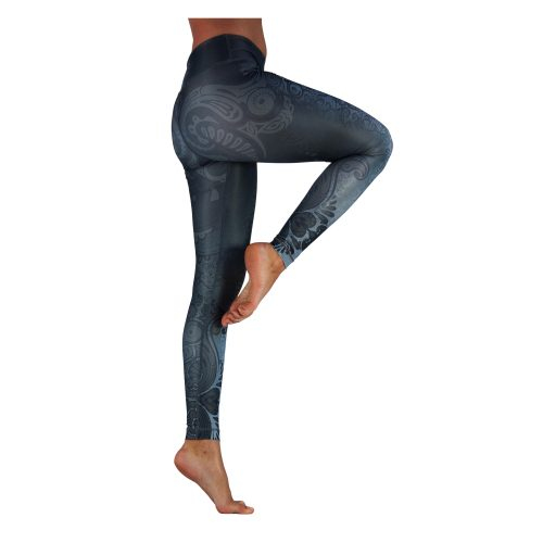 Yoga Leggings | Yoga Hose | Yoga Pants | Leggings | Yogahose | Fitness Leggings | von Niyama | Maori Magic