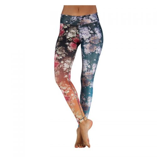 Yoga Leggings | Yoga Hose | Yoga Pants | Leggings | Yogahose | Fitness Leggings | von Niyama | Summerbreeze